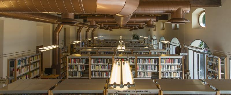 Biblioteca di Agrate Brianza