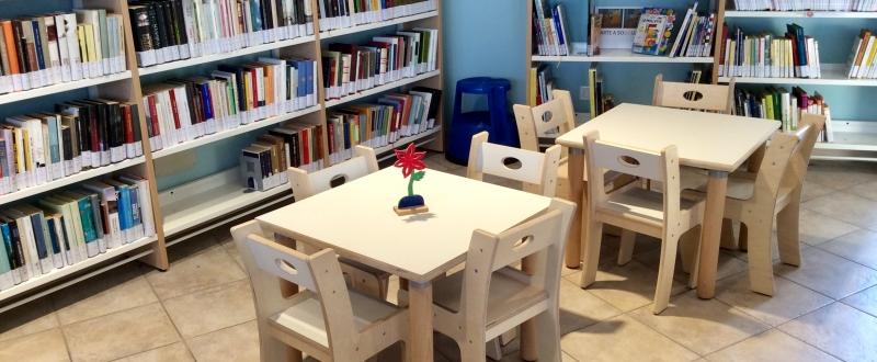 Biblioteca di Zelo Buon Persico