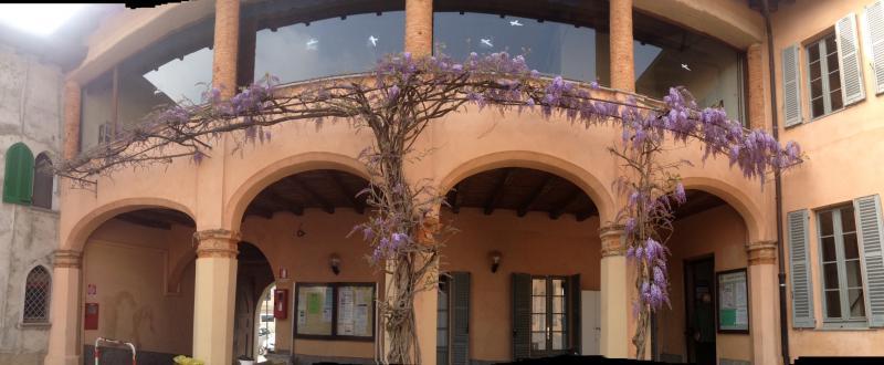 Biblioteca di Cornate d'Adda