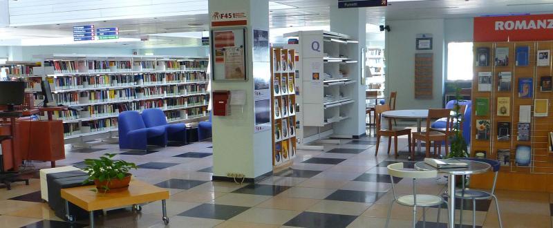 Biblioteca di Vimercate
