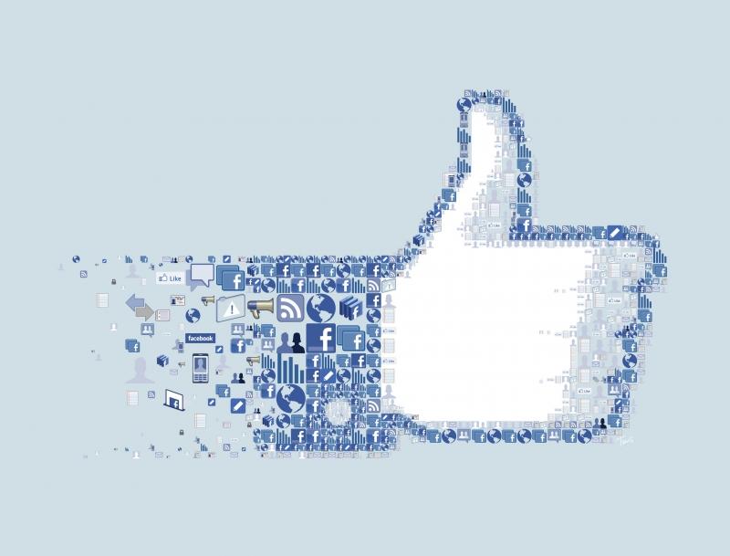 Presenza sui social network