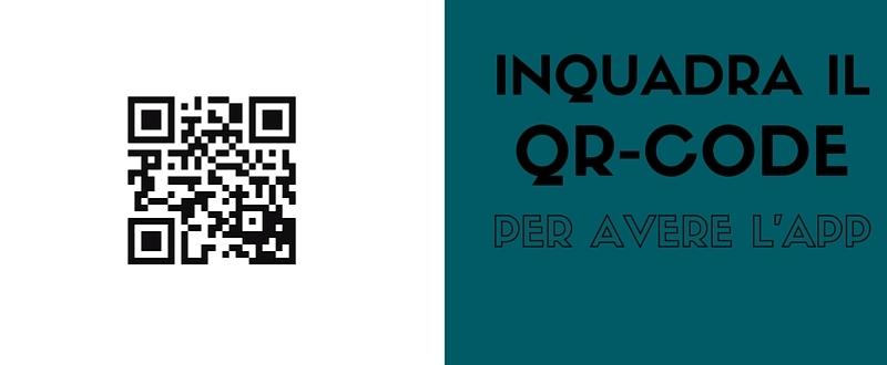 QR code per SBVinTasca